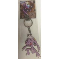 Pokemon Center 2012 Genesect Metal Keychain