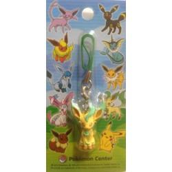 Pokemon Center 2013 Leafeon Mobile Phone Strap