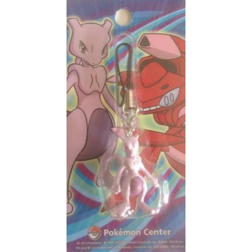 Pokemon Center 2013 Mewtwo Mobile Phone Strap