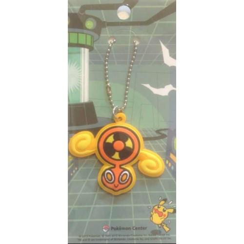 Pokemon Center 2013 Spin Rotom Rubber Keychain