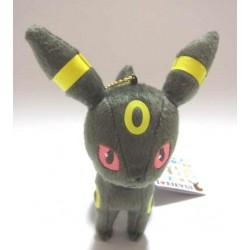 Pokemon 2012 Banpresto UFO Game Catcher Prize I Love Eievui Series Umbreon Plush Keychain