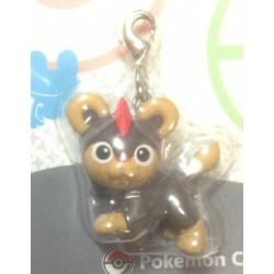 Pokemon Center 2013 Litleo Mobile Phone Earphone Jack Accessory Charm Strap