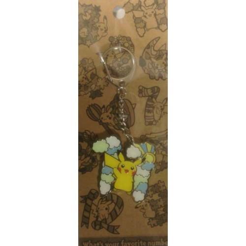 Pokemon Center Limited Mega Pinsir Stone Metal Charm Set XY key chain