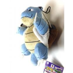 Pokemon 2014 Banpresto UFO Game Catcher Prize My Pokemon Collection Series Blastoise Plush Keychain