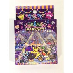 Pokemon Center 2014 Halloween Spooky Party Pikachu Rubber Strap