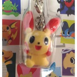 Pokemon Center 2014 Pokemon Time Campaign #7 Plusle Mobile Phone Strap