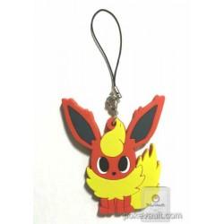 Pokemon Center 2015 Pokemon Time Campaign #8 Flareon Rubber Strap