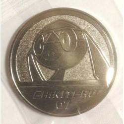 Pokemon 2013 Pokemon XY Medal Collection Helioptile Metal Coin #07