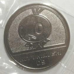 Pokemon 2013 Pokemon XY Medal Collection Scatterbug Metal Coin #09