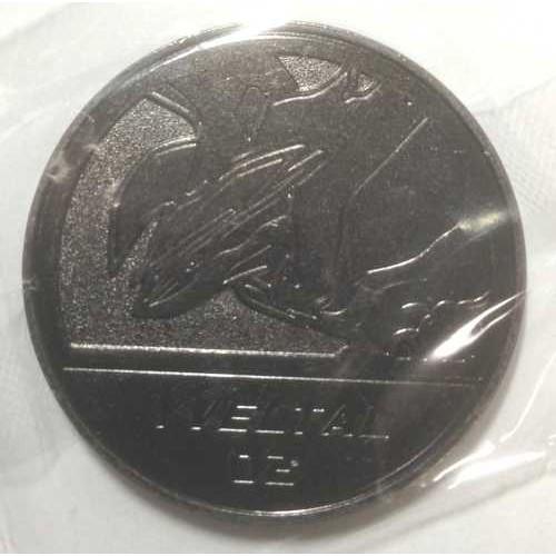 Pokemon 2013 Pokemon XY Medal Collection Yveltal Metal Coin #02
