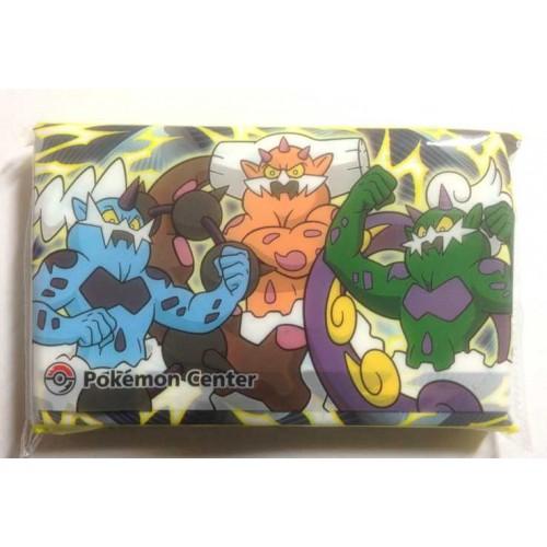 Pokemon Center 2013 Landorus Thundurus Tornadus Mini Pocket Size Tissue