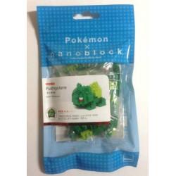 Pokemon Center 2013 Nano Block Bulbasaur Figure