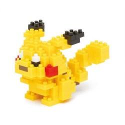 Pokemon Center 2013 Nano Block Pikachu Figure