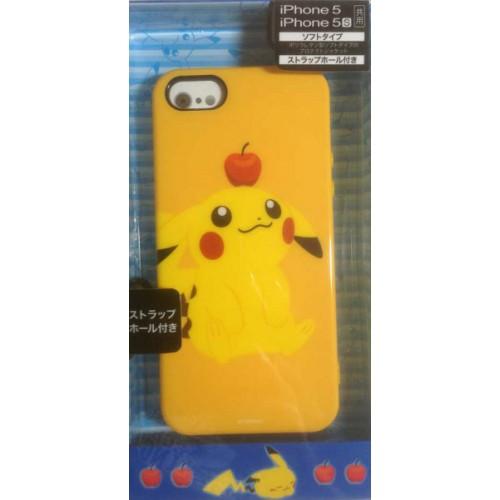 Pokemon iPhone 5 5s Soft Case Jacket