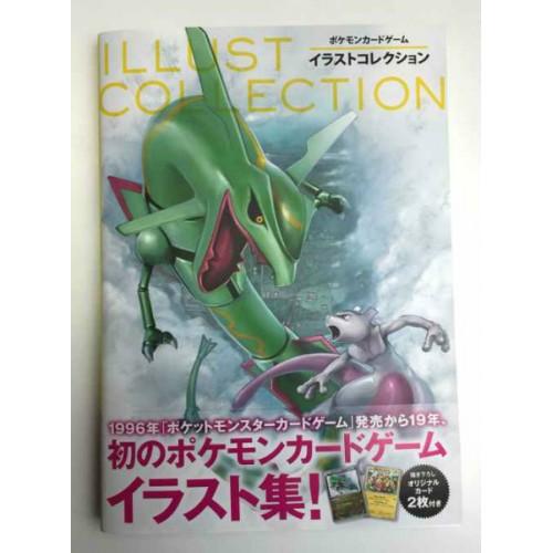 Pokemon Center 2014 Pokemon TCG Illustration Collection Book