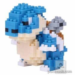 Pokemon Center 2016 Nano Block Blastoise Figure