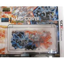 Pokemon Center 2012 Nintendo 3DS Black White Kyurem Hardcover