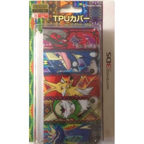 Pokemon Center 2014 Nintendo 3DS Delphox Greninja Chesnaught Xerneas Yveltal Double Sided TPU Hardcover