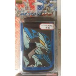 Pokemon 2012 Nintendo 3DSLL/3DS/DSiLL/DSi/DS Lite Black Kyurem Carrying Pouch