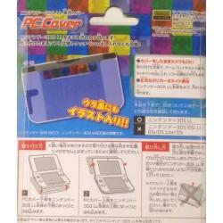 Pokemon Center 2014 Nintendo 3DSLL Mega Evolution Gardevoir Garchomp Lucario Blaziken Mewtwo X Absol Double Sided PC Hardcover