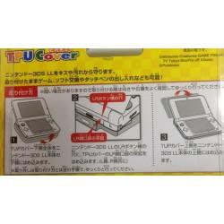 Pokemon Center 2013 Nintendo 3DSLL Pikachu Double Sided TPU Cover