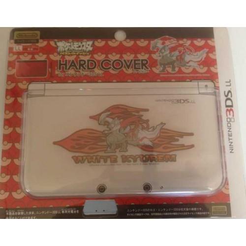 Pokemon Center 2012 Nintendo 3DSLL White Kyurem Overdrive Single Sided Hardcover