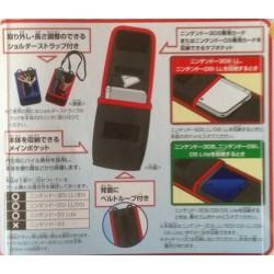 Pokemon 2013 Nintendo 3DSLL/3DS/DSiLL/DSi/DS Lite Yveltal Carrying Pouch
