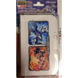Pokemon Center 2014 Nintendo 3DSLL Primal Groudon Kyogre Double Sided Hardcover (Version #1)