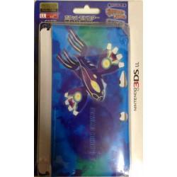 Pokemon Center 2014 Nintendo 3DSLL Primal Kyogre Double Sided TPU Hardcover