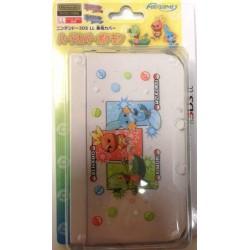 Pokemon Center 2014 Nintendo 3DSLL Mudkip Torchic Treecko Double Sided Hardcover