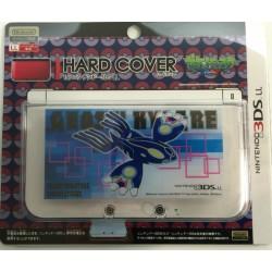 Pokemon Center 2014 Nintendo 3DSLL Primal Kyogre Single Sided Hardcover