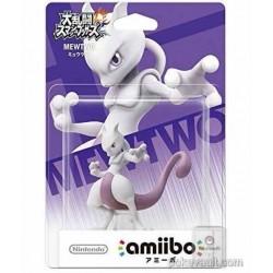 Pokemon 2015 Nintendo Wii U New 3DS Amiibo Mewtwo Figure