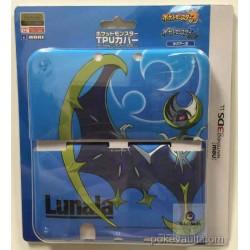 Pokemon Center 2016 New Nintendo 3DSLL Lunala Double Sided TPU Plastic Hardcover (Version #1)