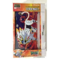 Pokemon Center 2016 New Nintendo 3DSLL Solgaleo Double Sided Soft Cover (Version #2)