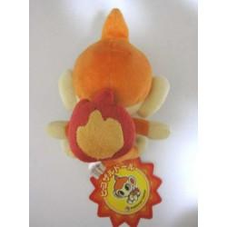 Pokemon Center 2006 Chimchar Pokedoll Series Plush Toy
