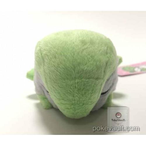 Pokemon Center 2016 Kuttari Series #4 Gardevoir Bean Bag Plush Toy (Sleeping Version)
