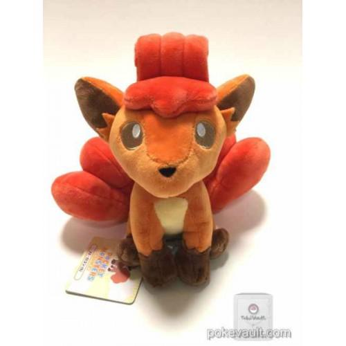 Pokemon 2016 San-Ei All Star Collection Vulpix Plush Toy
