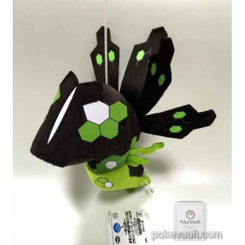 Pokemon 2016 Banpresto UFO Game Catcher Prize Zygarde 50% Forme Movie Version Plush Toy