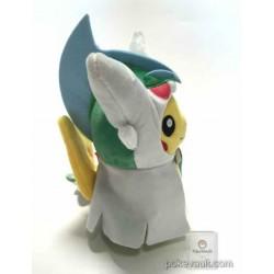 Pokemon Center 2016 Poncho Pikachu Campaign#2 Mega Gallade Plush Toy