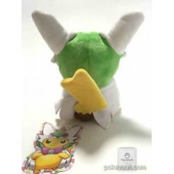 Pokemon Center 2016 Poncho Pikachu Campaign #2 Mega Gardevoir Plush Toy