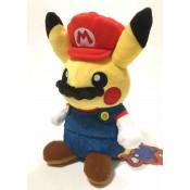Mario Pikachu Campaign