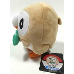 Pokemon Center 2016 Rowlet Plush Toy
