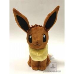 Pokemon 2016 San-Ei All Star Collection Eevee Large Size Plush Toy
