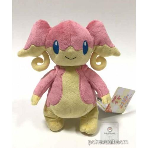 Pokemon 2016 San-Ei All Star Collection Audino Plush Toy
