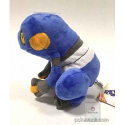 Pokemon 2016 San-Ei All Star Collection Croagunk Plush Toy