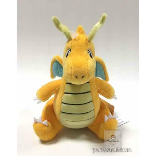Pokemon 2016 San-Ei All Star Collection Dragonite Plush Toy