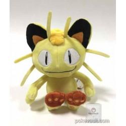 Pokemon 2016 San-Ei All Star Collection Meowth Plush Toy