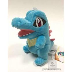 Pokemon 2016 San-Ei All Star Collection Totodile Plush Toy