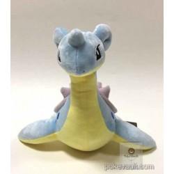 Pokemon Center 2016 Lapras Medium Size Plush Toy (New Version)