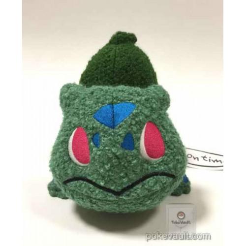 Pokemon Center 2016 Pokemon Time Campaign #10 Bulbasaur Plush Toy